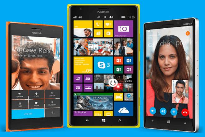 Lumia ofrece 3 meses de llamadas gratis con Skype