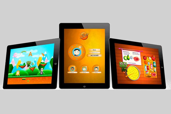 Little Smart Planet, plataforma de contenido infantil disponible para clientes Movistar