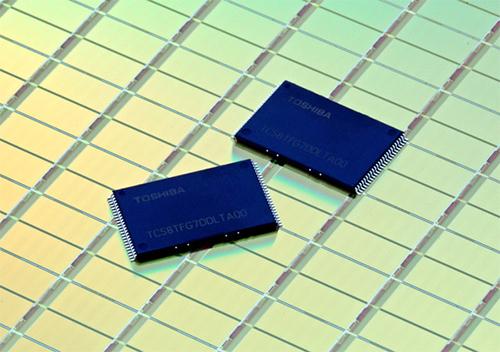 Toshiba Flash NAND: las tarjetas de memoria más pequeñas del mundo