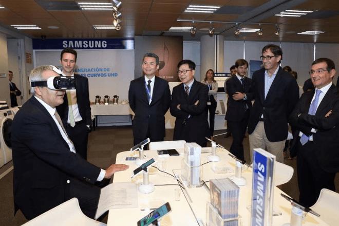 Samsung apuesta por el desarrollo de la economía digital en España