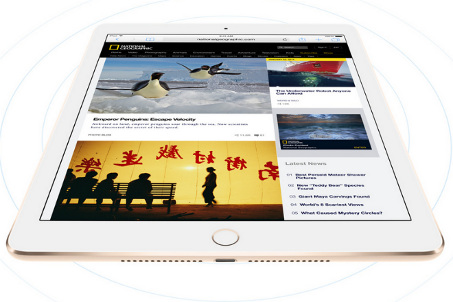 Apple presentó el iPad Air 2, el iPad Mini 3 y dos iMac