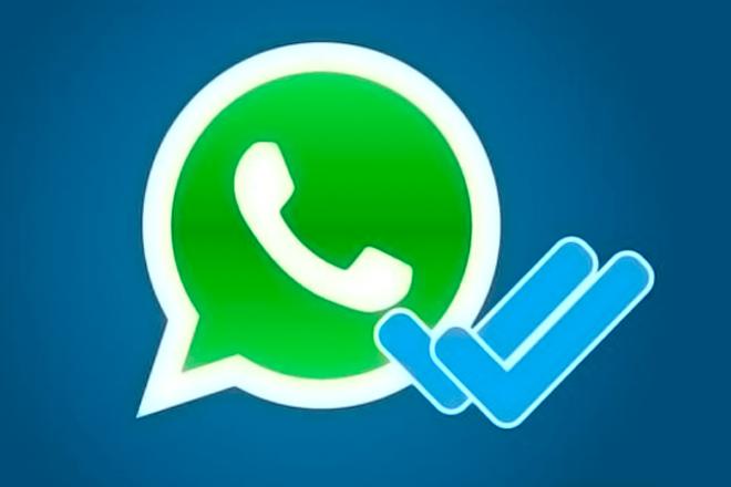 """""""Doble check azul"""" de WhatsApp: Nueva vía para fraudes"""