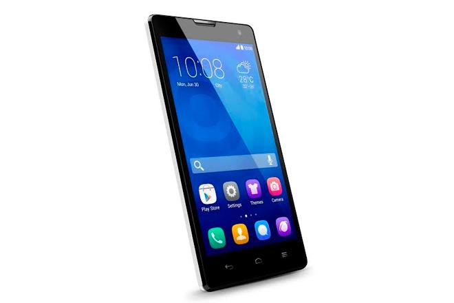 Honor 3C: Un smartphone dual micro SIM por menos de 140€