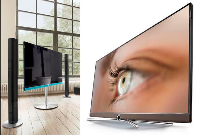 Loewe Connect: Gama de televisores 4K con sonido SOEN