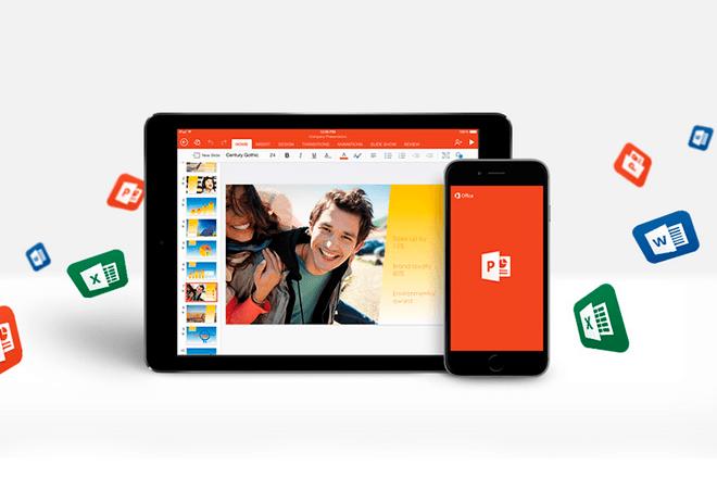 Microsoft aviva presencia de Office en iOS y Android