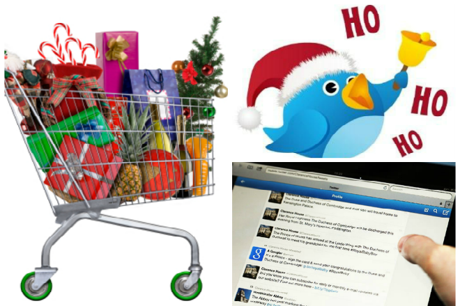 Twitter y su influencia en las compras navideñas: una ventaja para las pymes