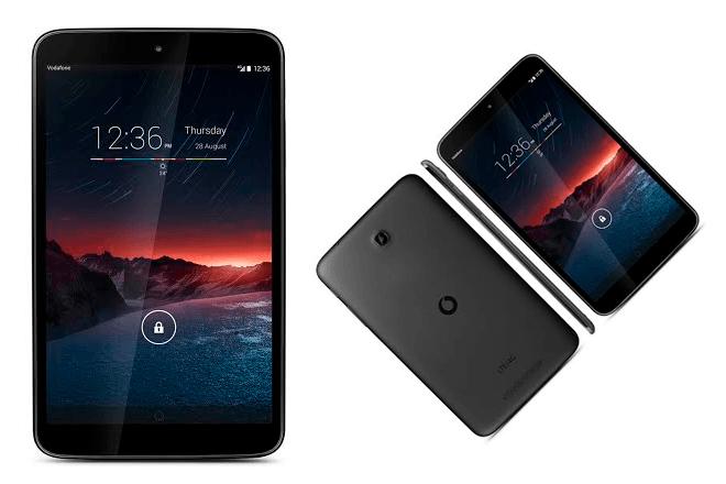 Vodafone Smart Tab 4G: la nueva propuesta de bajo coste