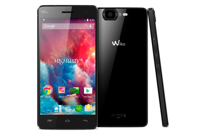 Wiko HIGHWAY 4G promete la mejor experiencia online