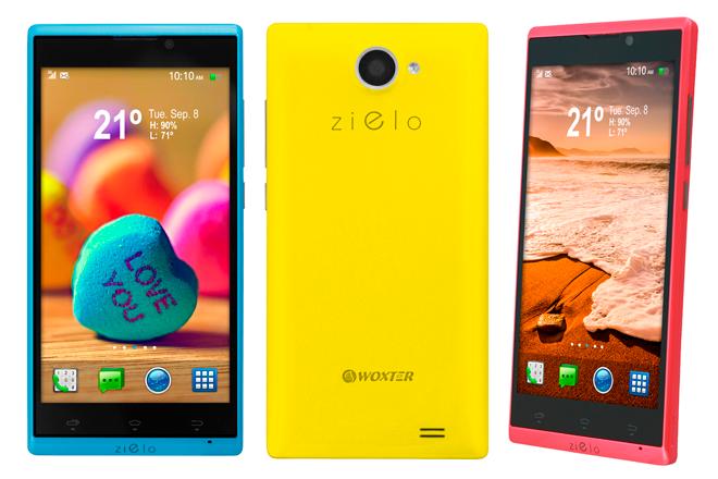 Woxter Zielo Serie Z: Nueva gama de smartphones asequibles