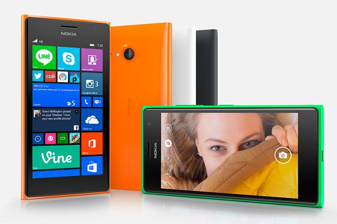 Lumia 735, el smartphone para selfies