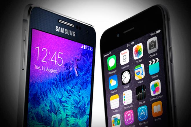 iPhone 6 Vs Galaxy Alpha: Una batalla más allá del diseño
