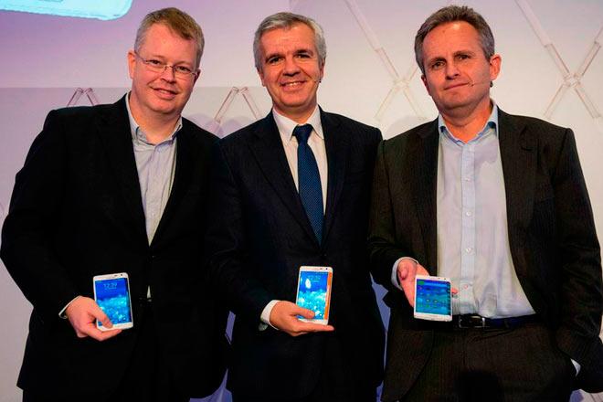 Samsung Galaxy Note Edge ha aterrizado en Vodafone