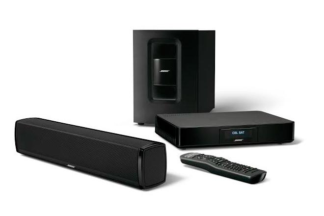 BOSE Cinemate 120: Solución de audio y contectividad en casa que promete