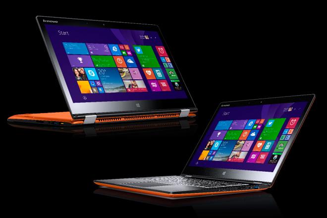 CES 2015: Tablets Lenovo YOGA permiten usar prácticamente cualquier lápiz o boli en su pantalla