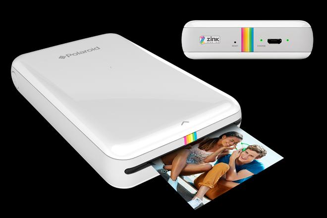 Polaroid Zip Mini Impresora De Fotograf 237 As Que No Usa Tinta