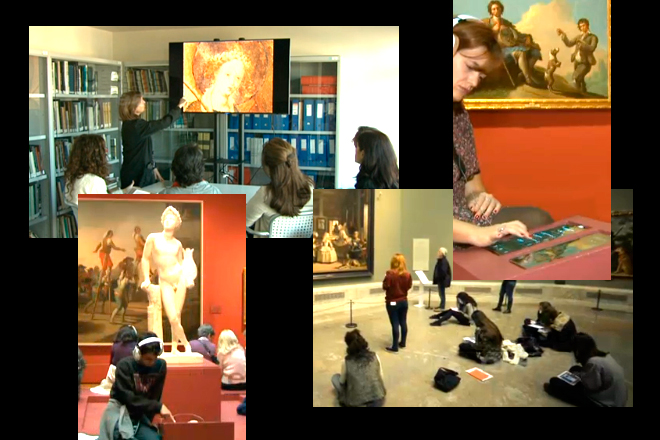 Samsung y Museo del Prado con nutrida agenda para este año