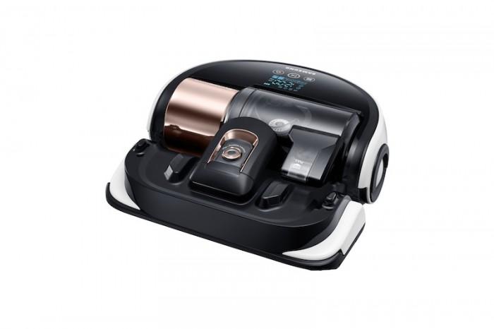 CES 2015: Samsung POWERbot VR9000, o la tecnología al servicio de la limpieza