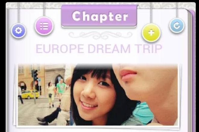 chapter app san valentin