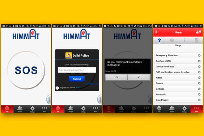 Himmat-aplicacion-app-india-violaciones-agresion-sexual-android-google-play-ejemplos