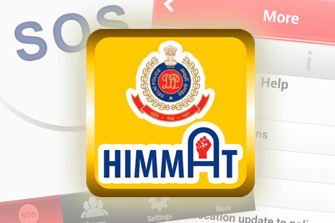 Himmat: App móvil que alerta ante una agresión sexual