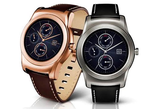 MWC15: LG G Watch Urbane fusiona en metal lo clásico con Android Wear