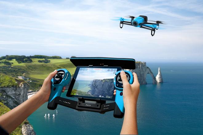 Parrot Bebop Drone, un ojo en el cielo