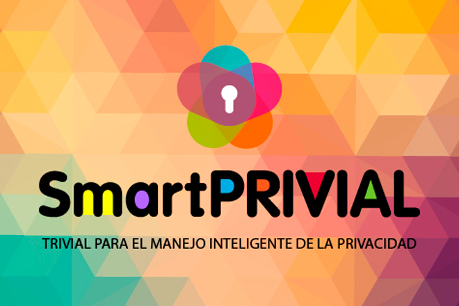 SmartPrivial: Un videojuego para aprender a proteger nuestra privacidad en la Red