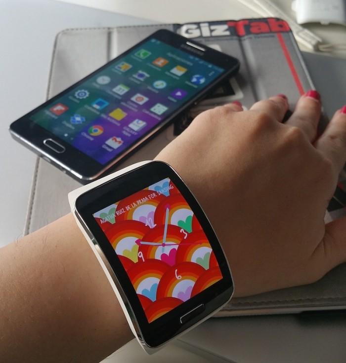 Samsung Orbis Smartwatch o Gear A: Así sería el próximo reloj inteligente de Samsung