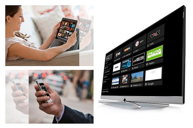 Loewe se suma nuevos televisores 4K muy bien dotados