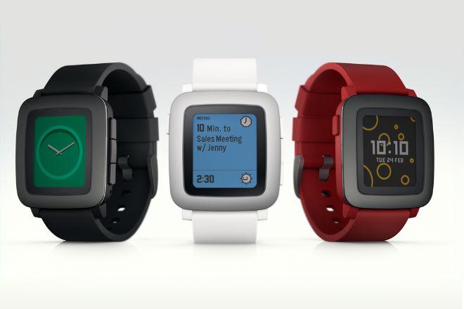 Pebble lanza un nuevo smartwatch en exclusiva para Kickstarter