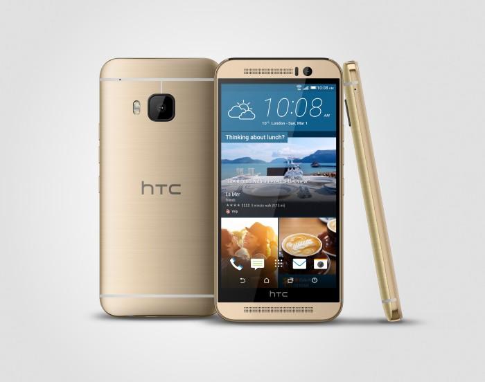 MWC15: HTC One M9, una combinación de elegancia y rendimiento