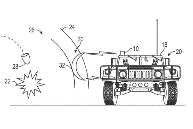 Boeing patentó tecnología que se asemeja a los campos de fuerza
