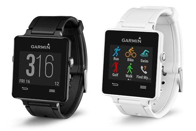 Garmin vívoactive: Smartwatch todoterreno con GPS
