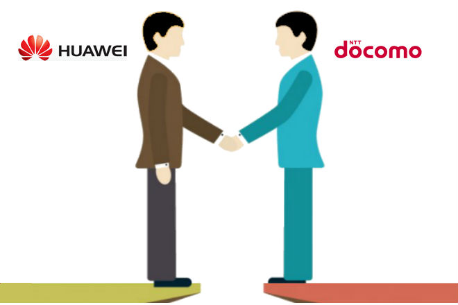 MWC15: Huawei y Docomo firman alianza para desarrollar tecnología 5G