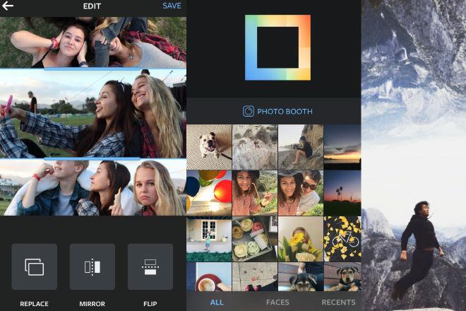 Layout es la nueva app de Instagram para editar fotos