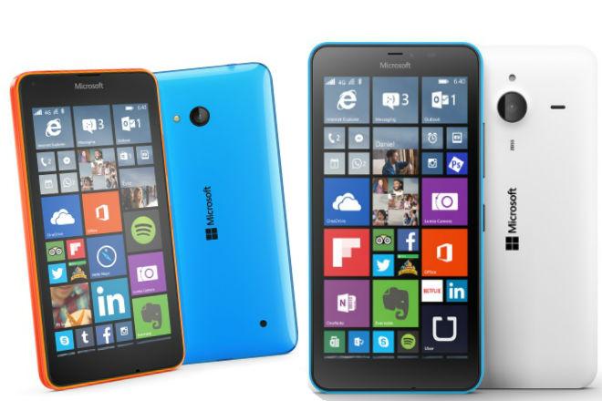 MWC15: Microsoft Lumia 640 y Lumia 640 XL ya son oficiales