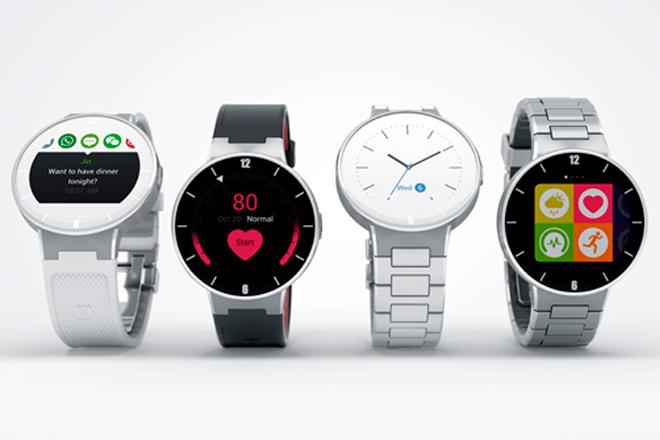 MWC15: Alcatel Onetouch Watch, compatible y funcional reloj inteligente