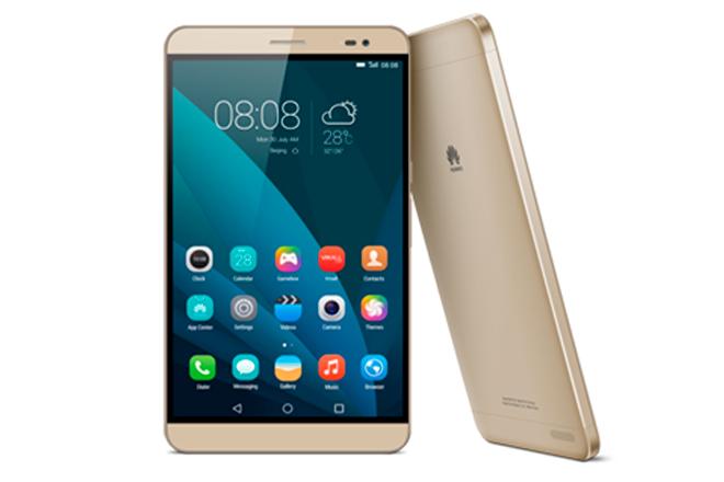 MWC15: Huawei MediaPad X2, un phablet de ocho núcleos y 7 pulgadas