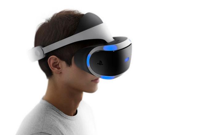 Morpheus, el casco de realidad virtual de Sony para PS4