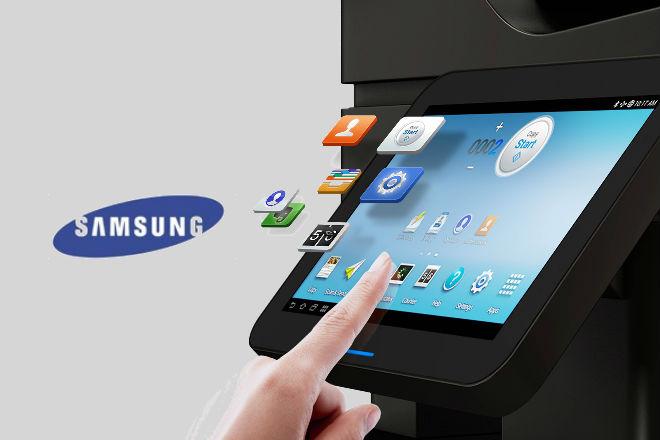 Samsung libera el SDK para impresoras multifunción Smart UX