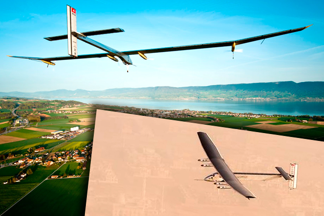 Solar Impulse 2: El avión sin combustible inicia su vuelta al mundo