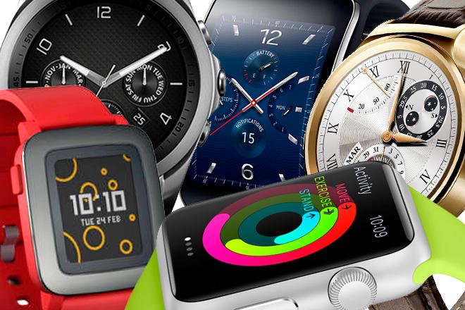 Los 5 relojes inteligentes que darán la hora en 2015