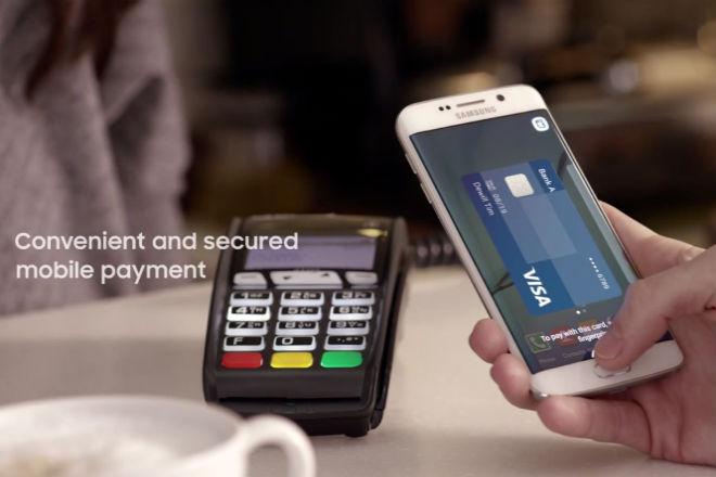 MWC15: Samsung se lanza al mercado de los pagos móviles con Samsung Pay