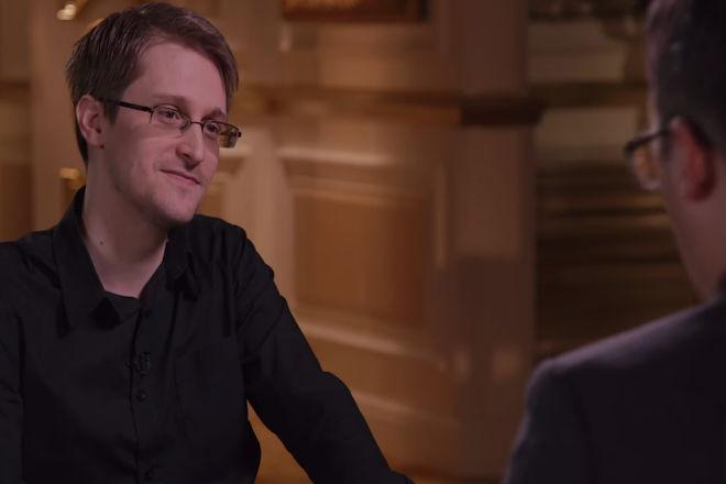 3 tips de Edward Snowden para una contraseña segura