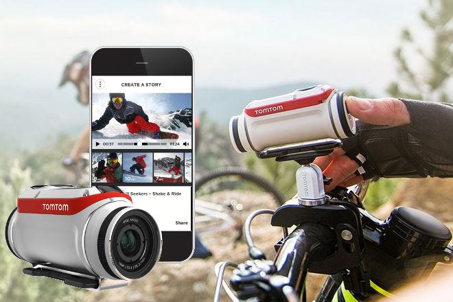Bandit: La cámara de acción de TomTom