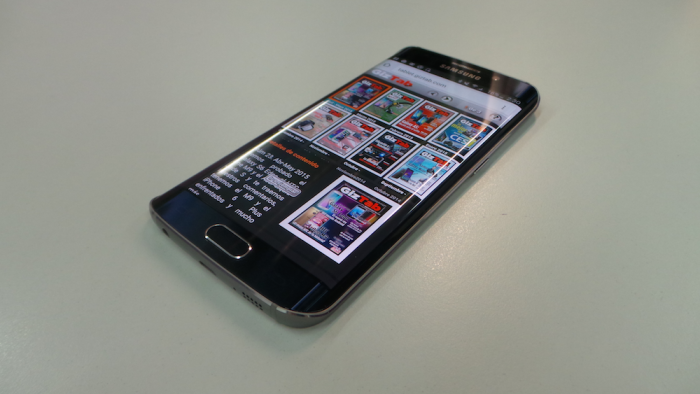 Samsung Galaxy S6 Edge: El nuevo rey del mundo Android
