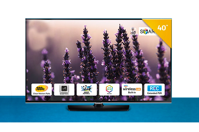 Samsung-Smart-TV-con-Movistar-TV-Ready-regalos-para-madre
