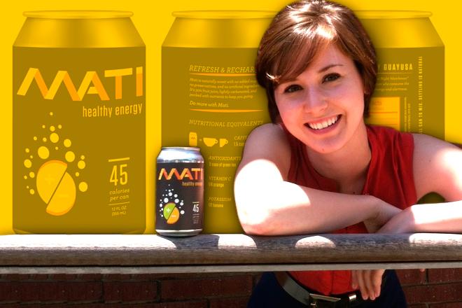 Venezolana crea bebida energética saludable y gana premio de Google