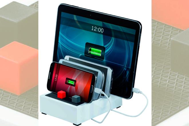 Hama Powerhouse: estación de multicarga para smartphones y tablets