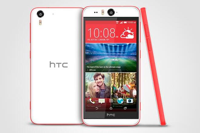 HTC Desire EYE ya está en España y promete los mejores selfies